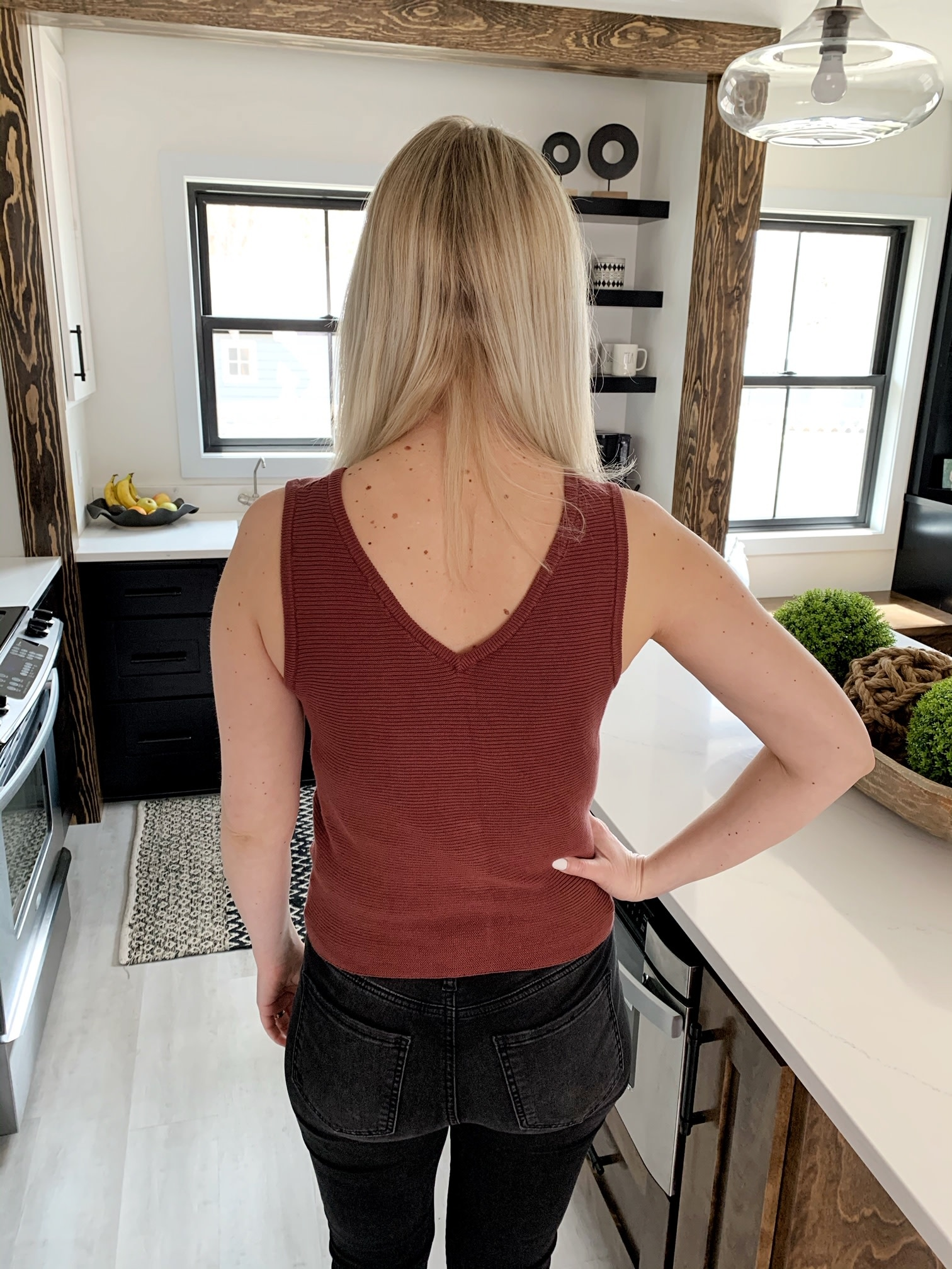 Brittany Sweater Tank