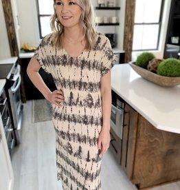 Harper Tie Dye Maxi Dress