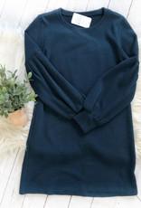 Cassie Teal Dress