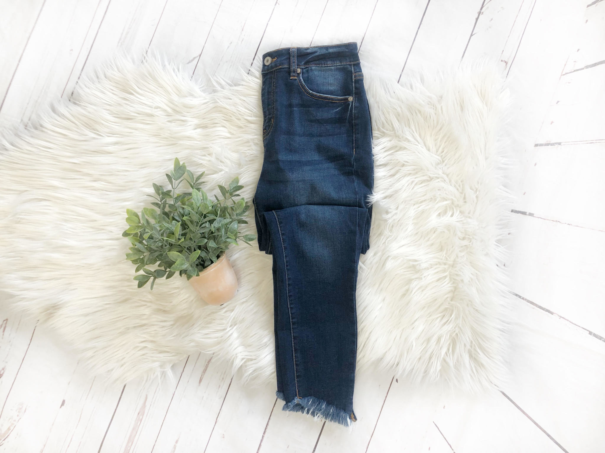 Kancan Allison High Rise Jeans