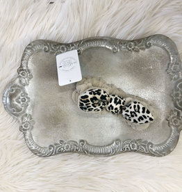 Neutral Leopard Spa Headband