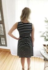 Lennyn Striped Dress