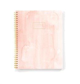 Spring Peach Notebook