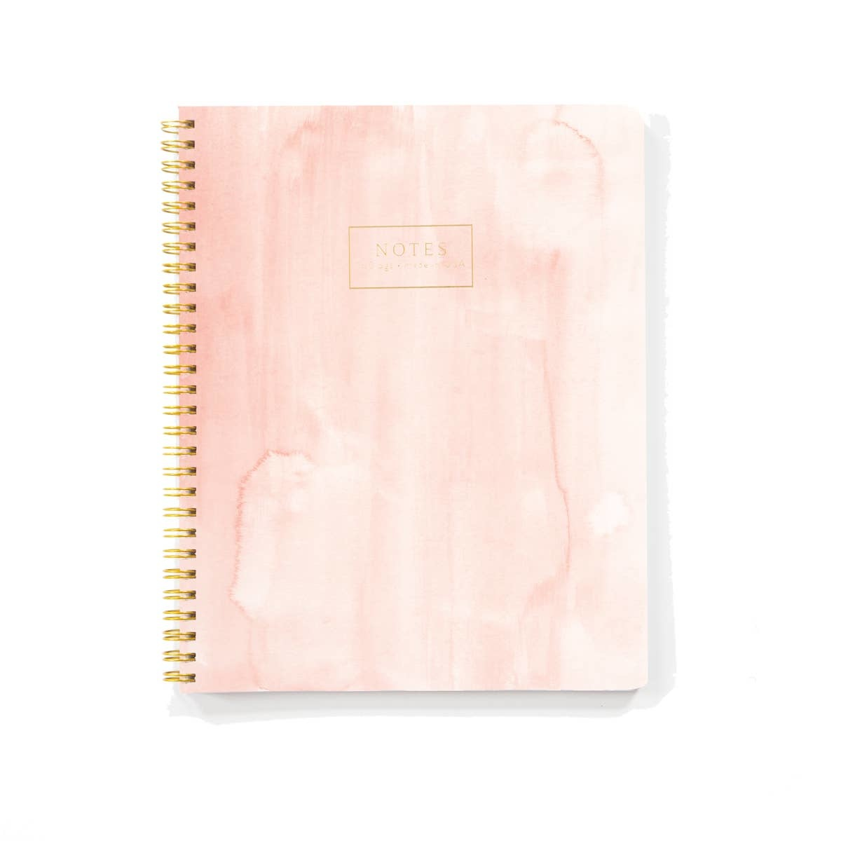 Spring Peach Notebook