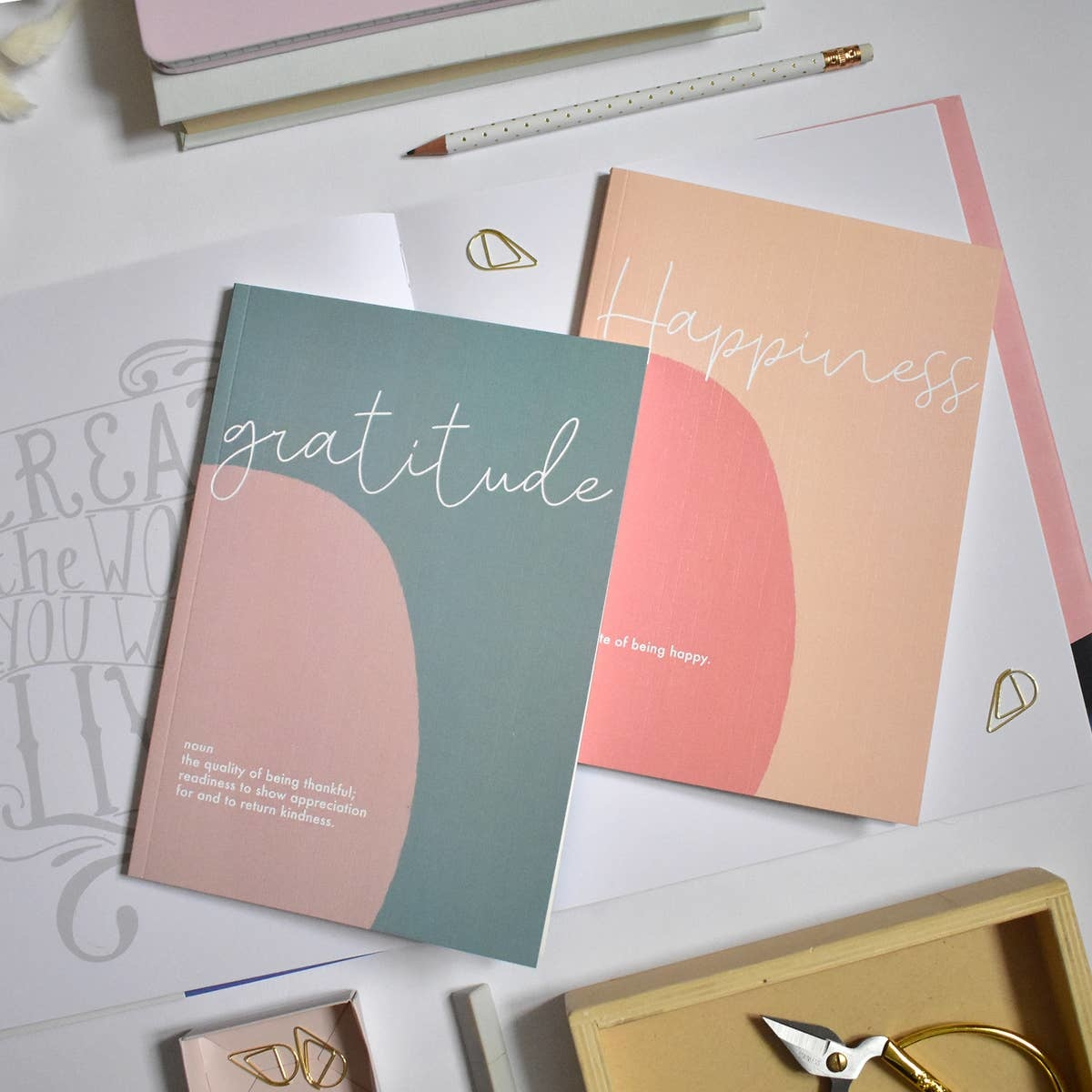 Inspirational Journal Set