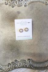 Pearl Studded Earrings