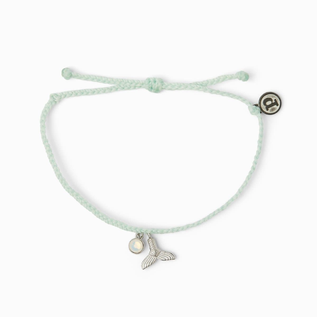 PuraVida Winter Fresh Mermaid Fin Bracelet