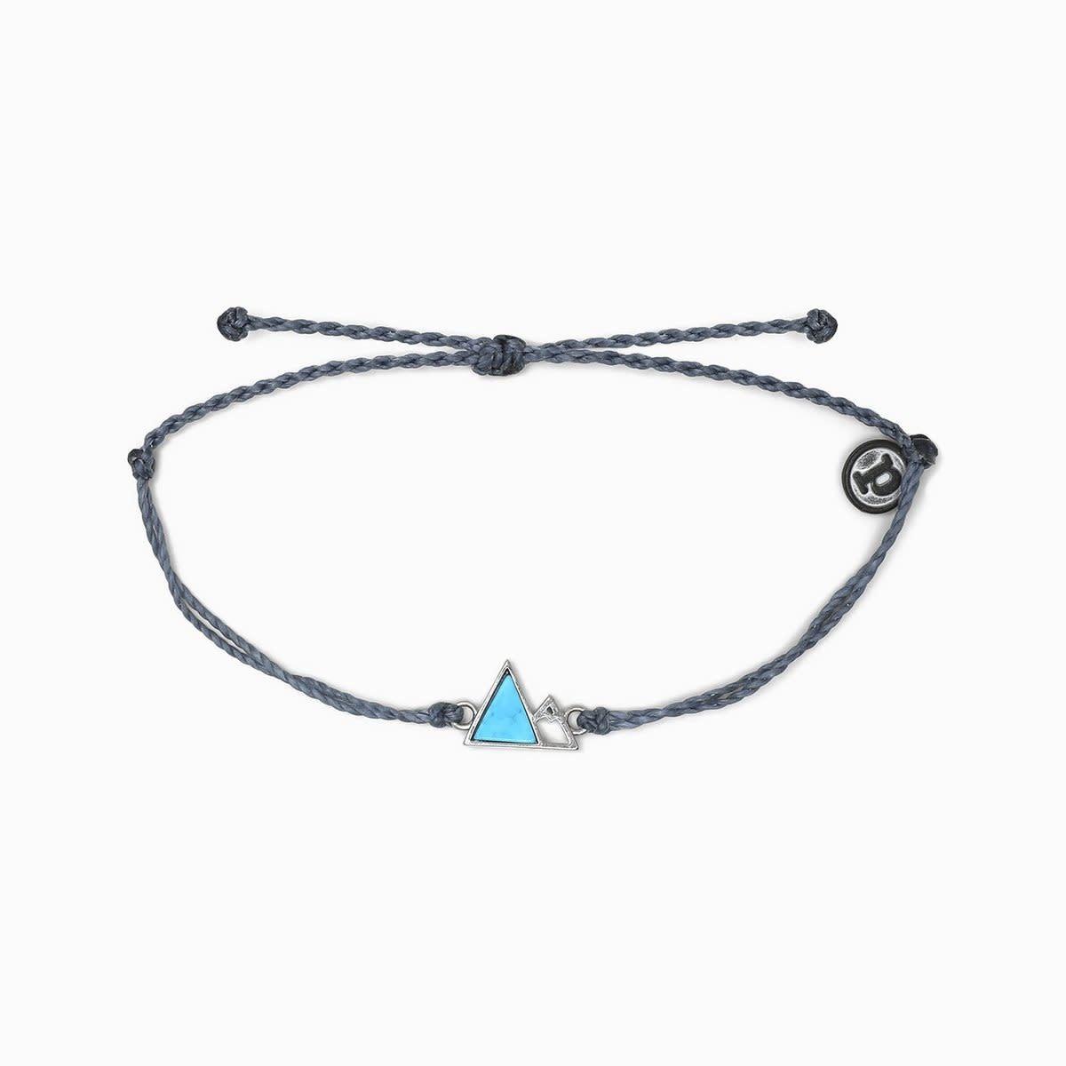 Blue Mountain Charm Bracelet