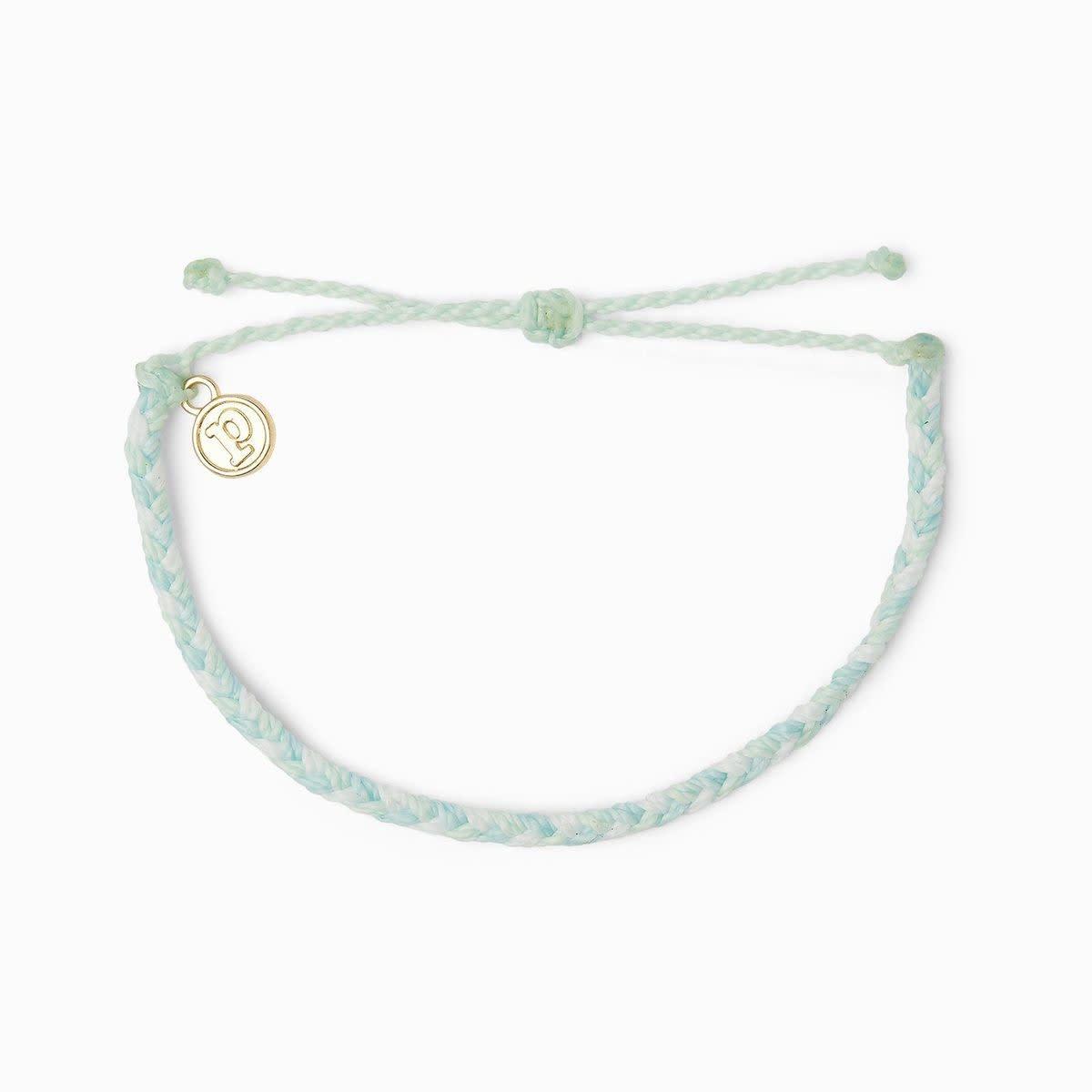 PuraVida Cool Shoreline Braided Bracelet