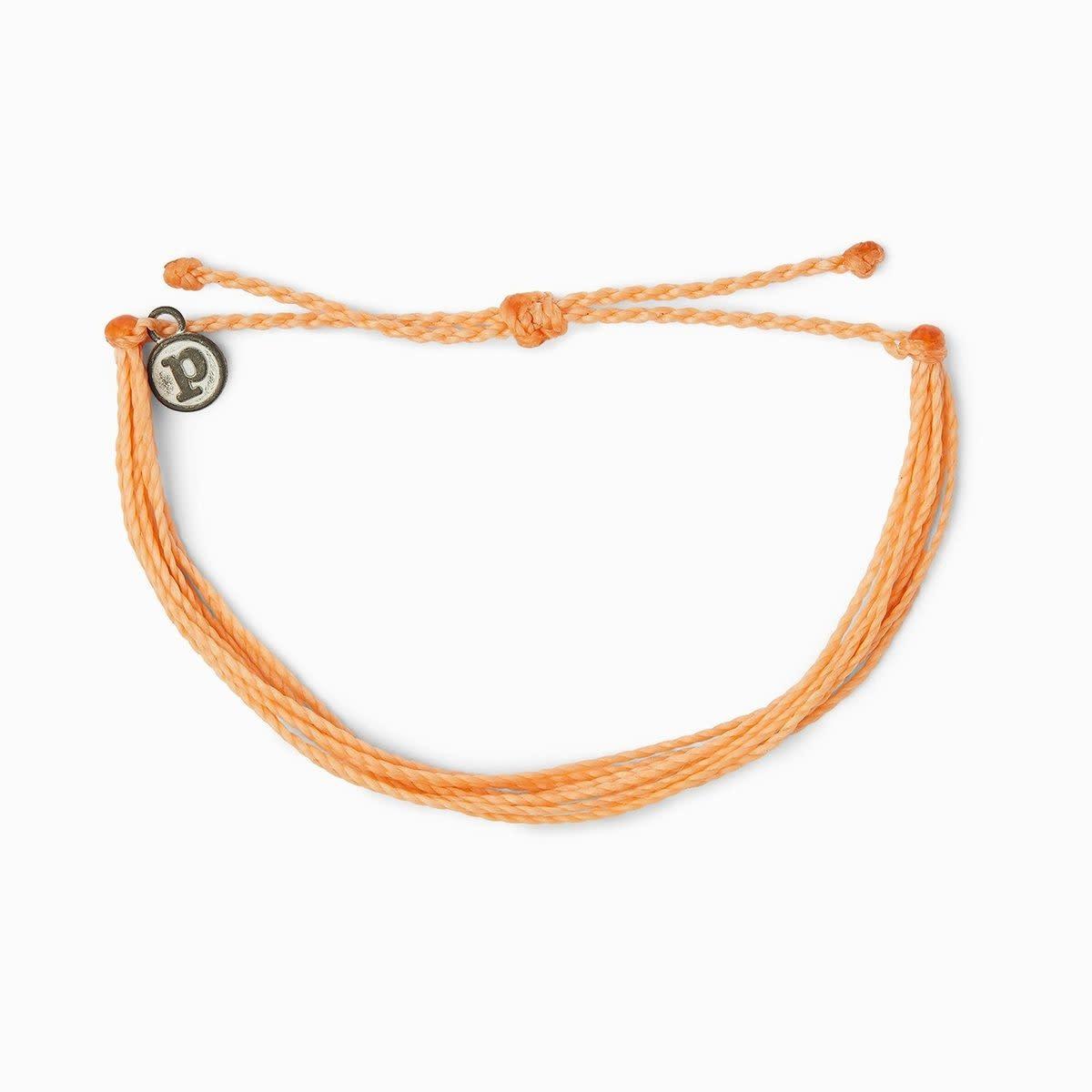 PuraVida Puravida Peach Bracelet
