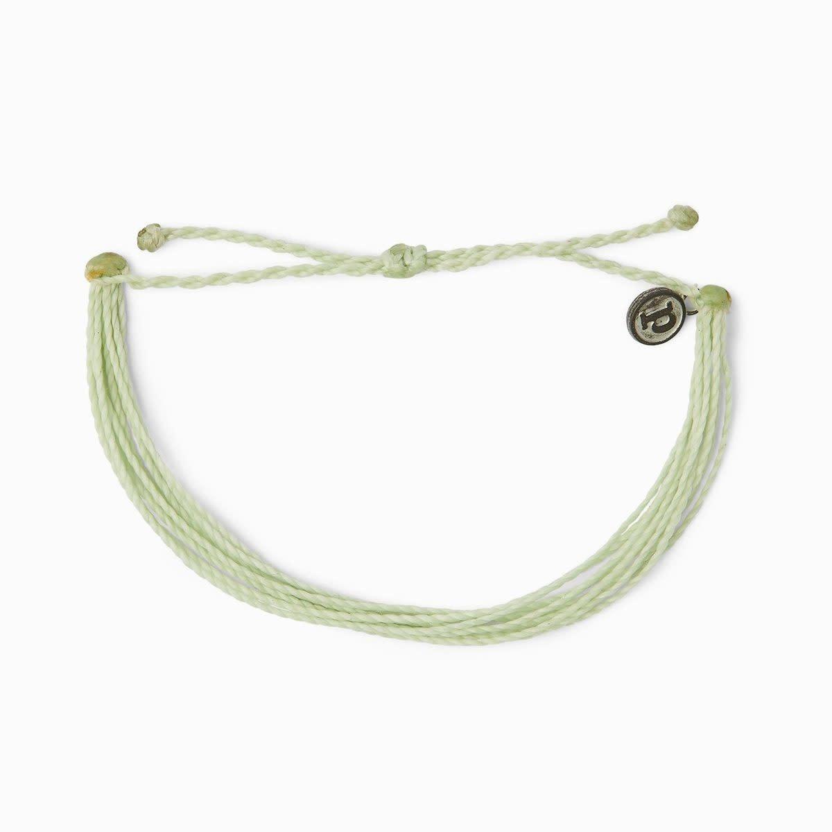 PuraVida Mint Solid Bracelet
