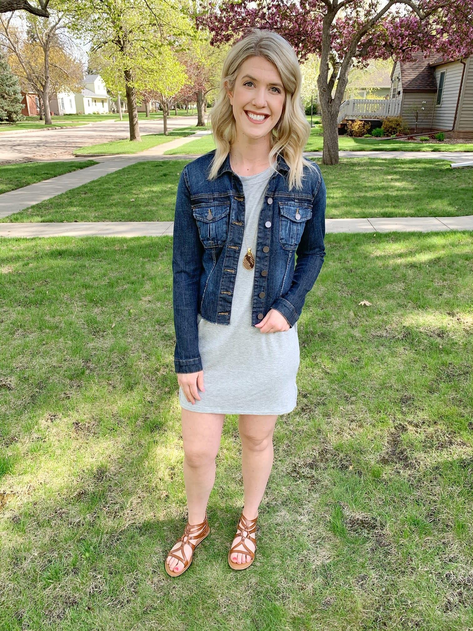 Ellie T-Shirt Dress