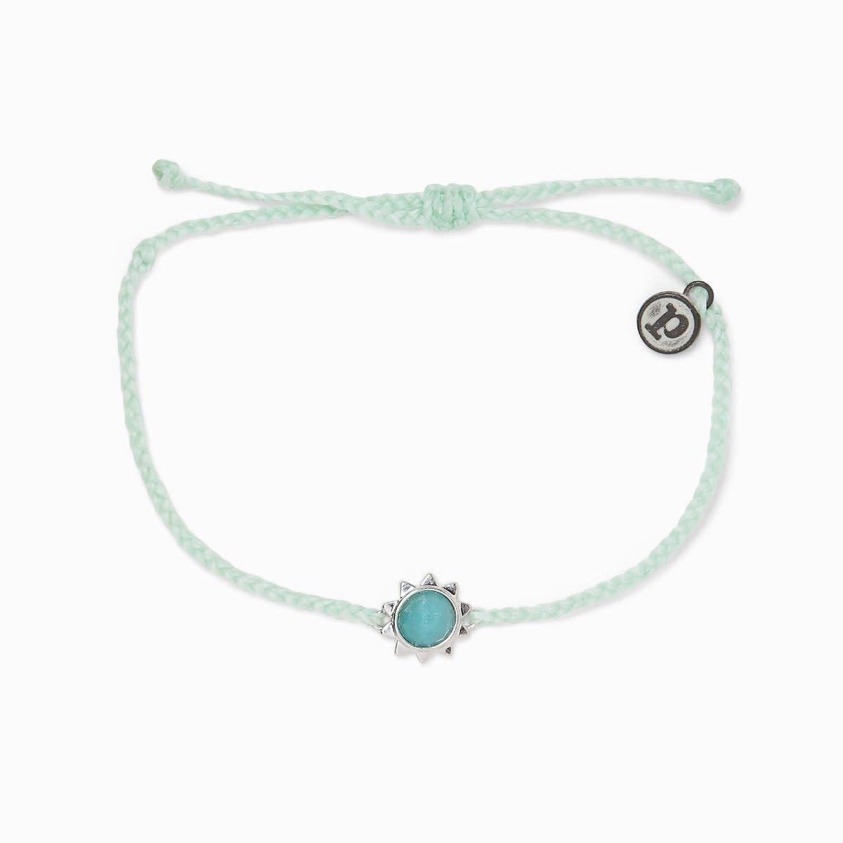 PuraVida Puravida Sunkissed Silver Bracelet