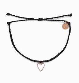 Puravida Petite Heart Bracelet