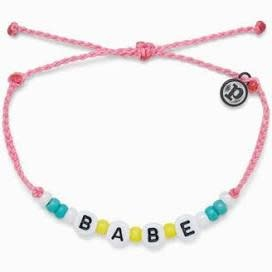 Puravida Babe Beaded Bracelet