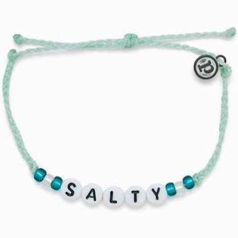 PuraVida Puravida Salty Bead Bracelet