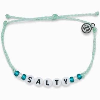 Puravida Salty Bead Bracelet
