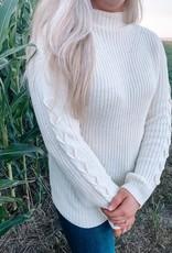 Kayla Mockneck Sweater
