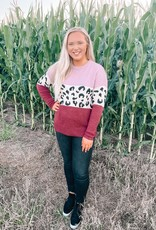 Elsie Leopard Sweater