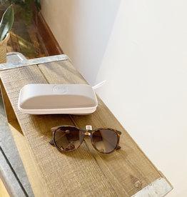 Retro Brown Tortoise Sunglasses