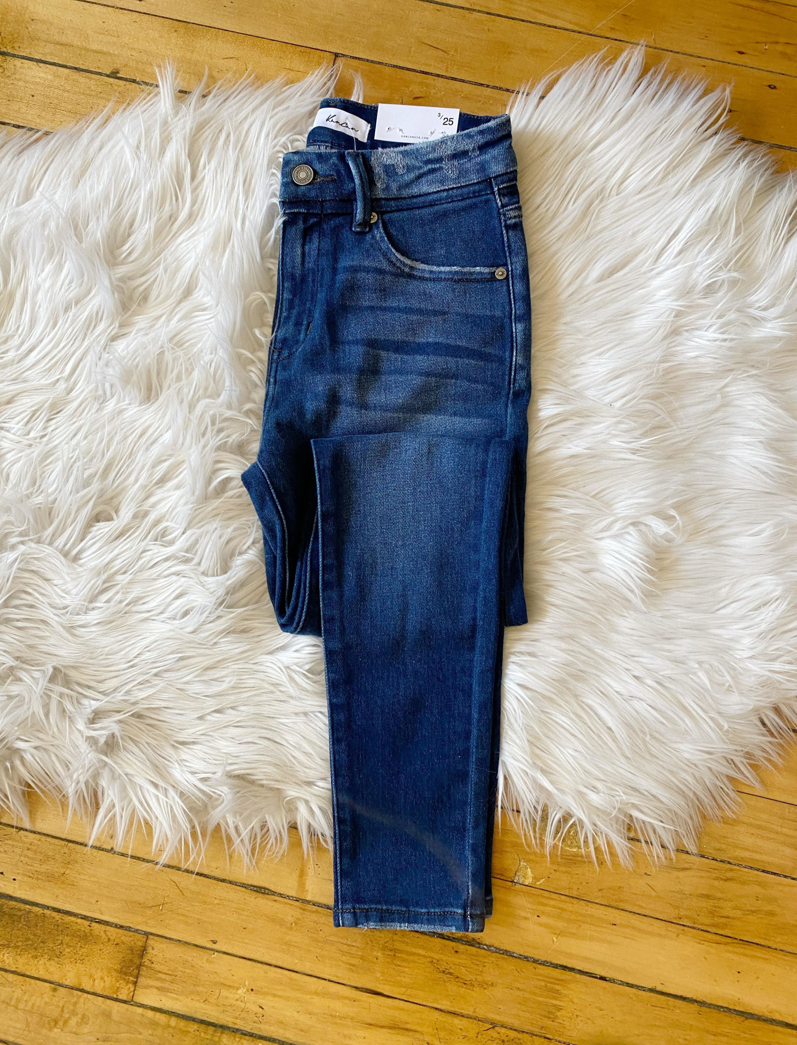 Ruby Mid Rise Jeans