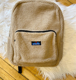 Teddy Fleece Backpack
