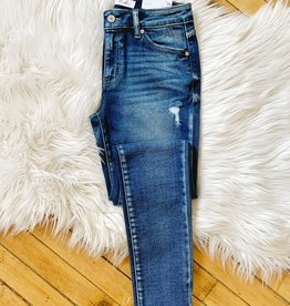 Skylar Mid Rise Jeans