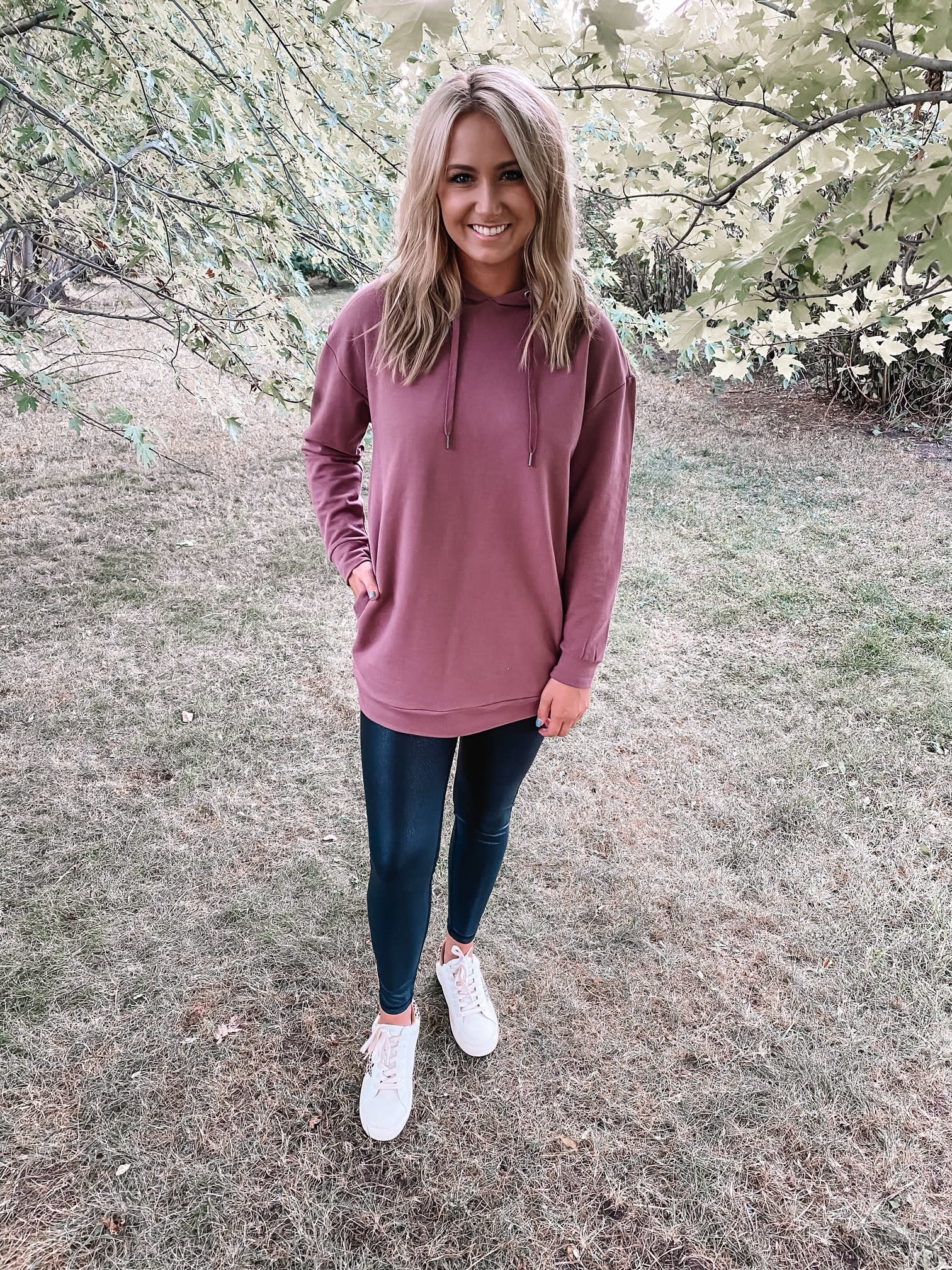 2 Bless 2 Stress Sweatshirt Tunic