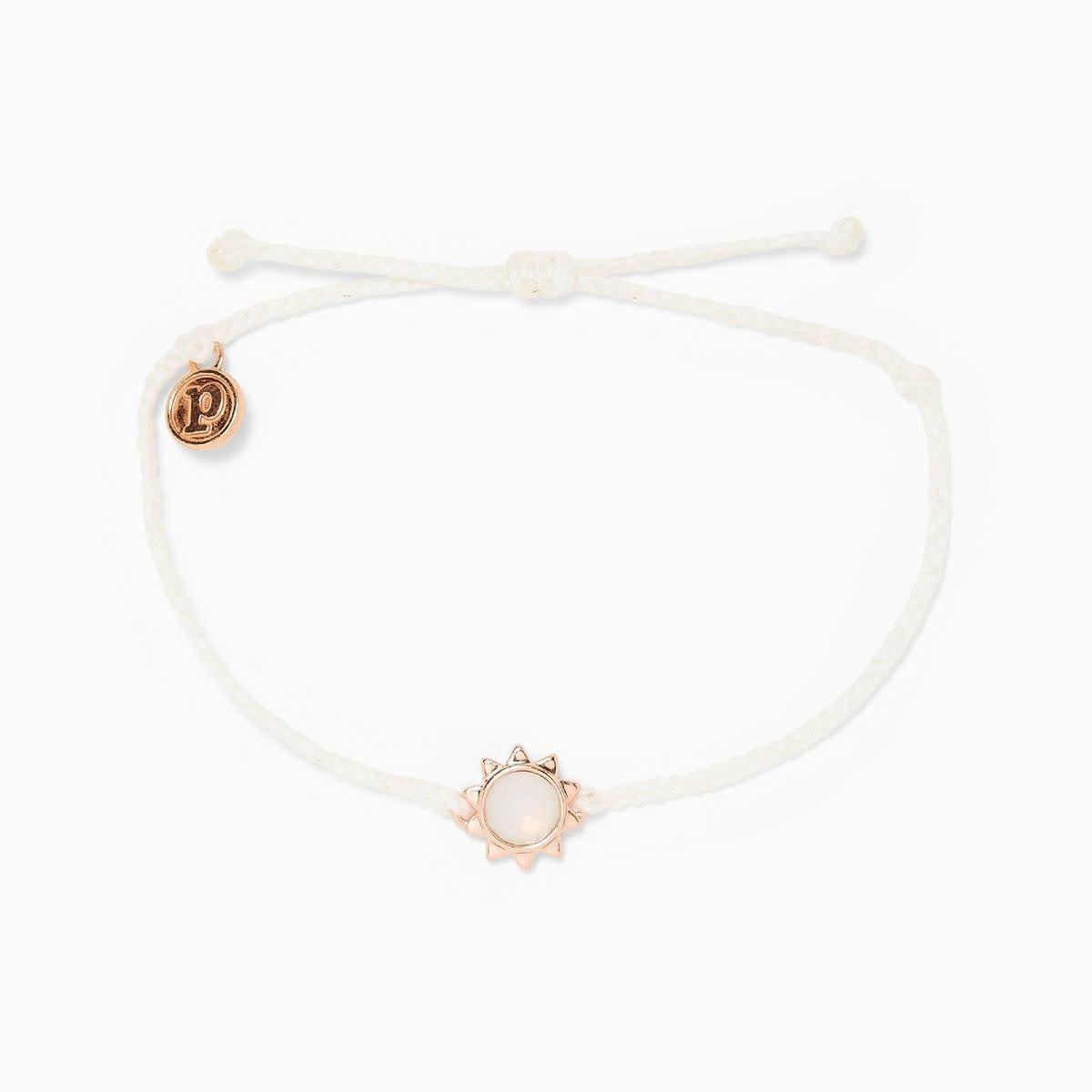 Sunkissed White Bracelet