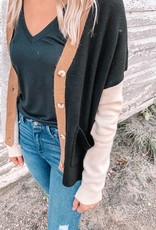 Blair Colorblock Cardigan