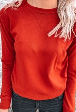 Hadley Red Sweater