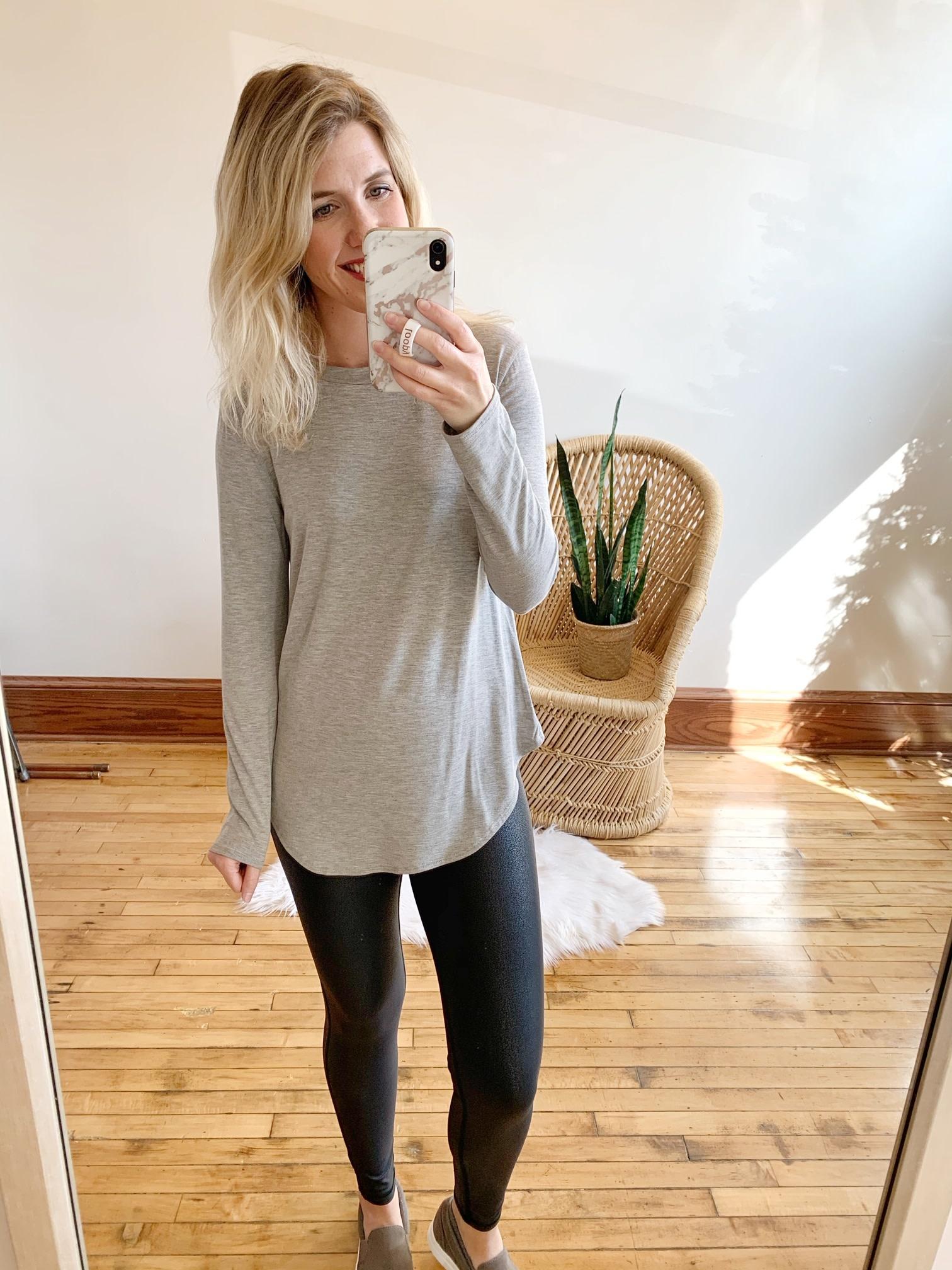 Ellie Grey Long Sleeve