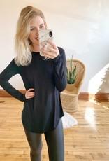 Ellie Black Long Sleeve