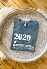 2020 Not Recommended Tee