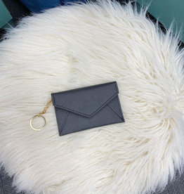 Tess Black Coin Purse