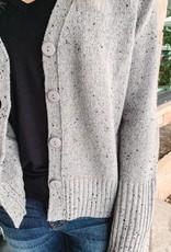 Asher Grey Cardigan