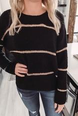 Aiden Black Sweater