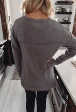 Indie Grey Sweater