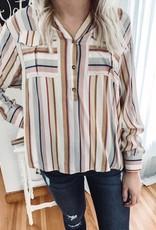 Remy Striped Blouse
