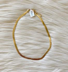 Gold Python Necklace