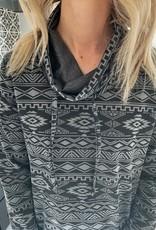 Skylar Night Tundra Pullover