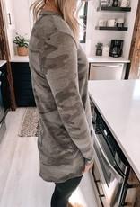 Kara Camo Long Sleeve