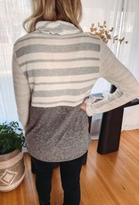 Ember Cowl Neck Top