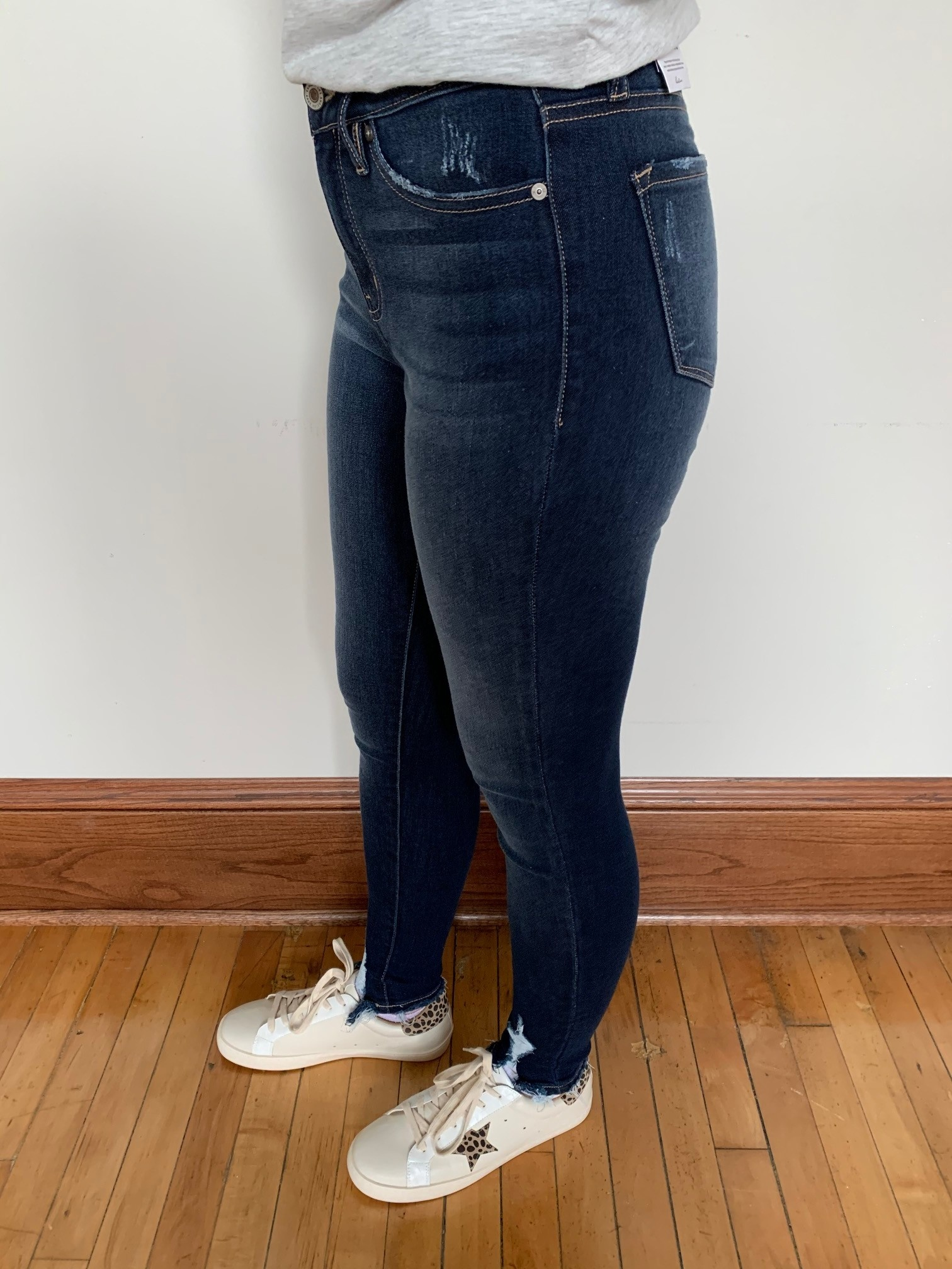 Bailey High Rise Skinny Jeans