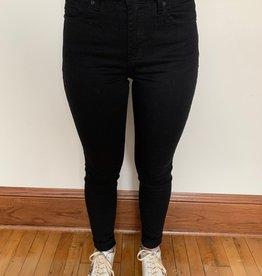 Mila Black High Rise Skinny Jeans