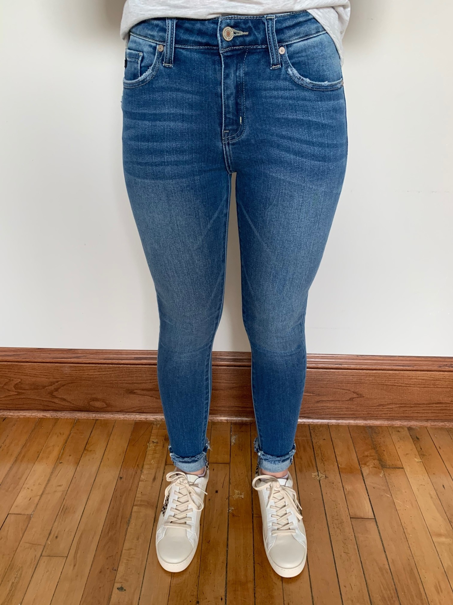 Layla Mid Rise Jeans