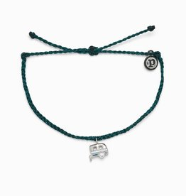 PuraVida On The Road Teal Bracelet