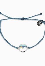 PuraVida Twin Peaks Dusty Blue Bracelet