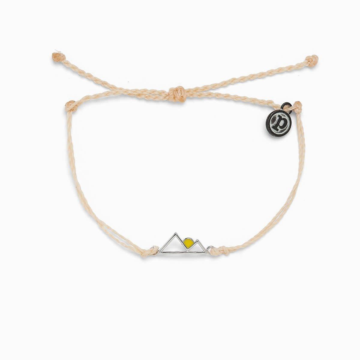 PuraVida Cream Rising Sun Bracelet