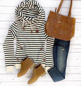 Striped Wanakome Pullover